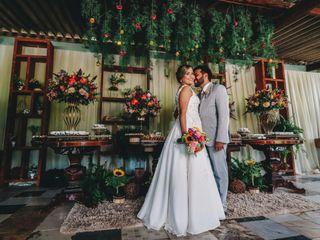 O casamento de Rafaela  e Gustavo