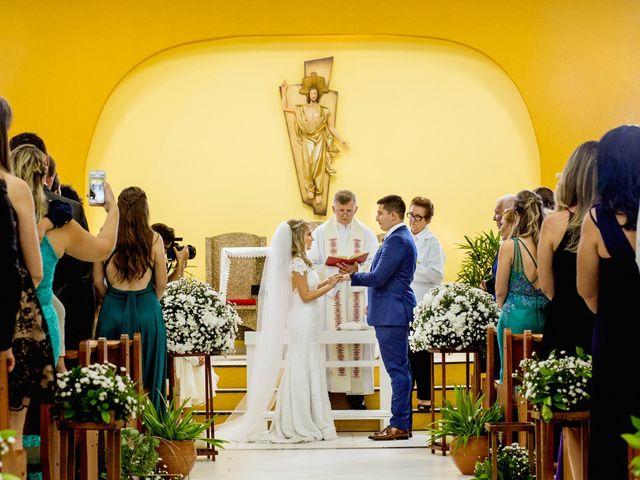 O casamento de Carlos Eduardo e Pollyanna em Itapema, Santa Catarina 1