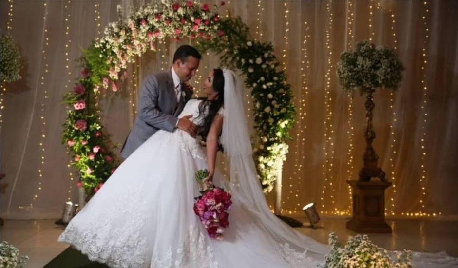 O casamento de Fábio  e Eloá  em Maceió, Alagoas