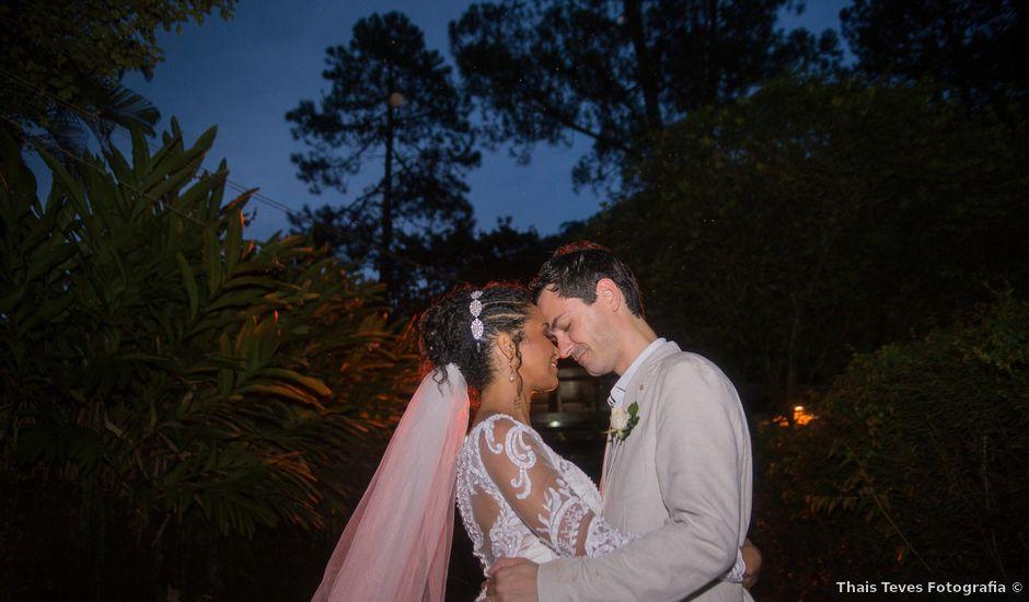O casamento de Henrique e Raquel em Petrópolis, Rio de Janeiro