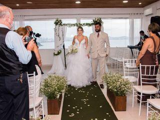 O casamento de Luiz Henrique e Karen Passos 1