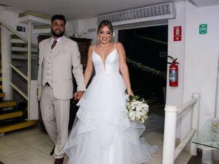 O casamento de Luiz Henrique e Karen Passos 2