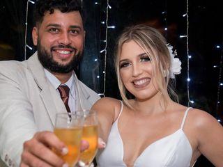 O casamento de Luiz Henrique e Karen Passos