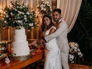 O casamento de Paulo e Talita