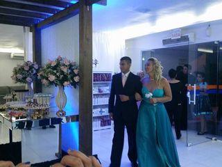 O casamento de Claudia e Jociel 1