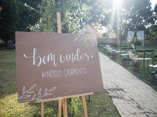 O casamento de Brenda e Vinícius 1