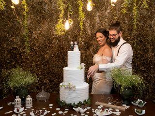 O casamento de Brenda e Vinícius
