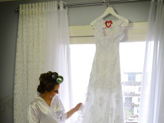 O casamento de Letícia Damin e Willian de Oliveira 1