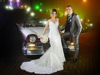 O casamento de Letícia Damin e Willian de Oliveira