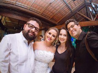 O casamento de Gislayne e Welber 3
