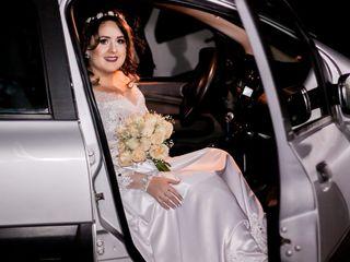 O casamento de Zélia e Vinicius 2