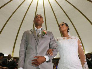 O casamento de Alessandra e Niender
