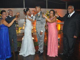 O casamento de Alessandra e Niender 3