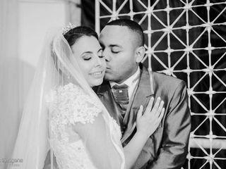 O casamento de Cleidane  e Felipe 2