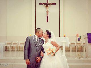 O casamento de Cleidane  e Felipe
