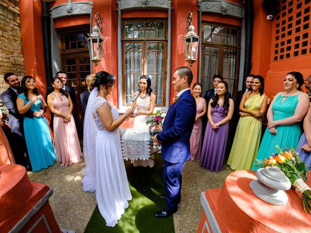 O casamento de Fernando e Cíntia em São Paulo, São Paulo 108