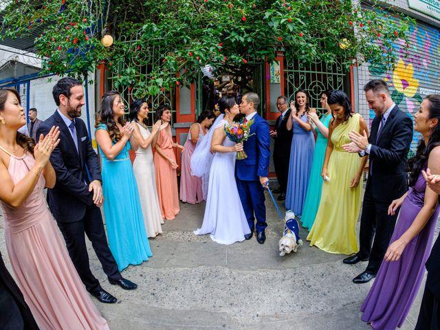 O casamento de Fernando e Cíntia em São Paulo, São Paulo 117