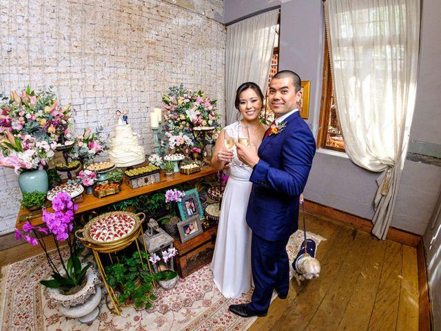 O casamento de Fernando e Cíntia em São Paulo, São Paulo 127