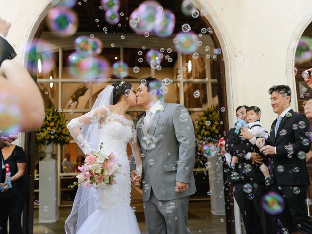 O casamento de Leticia e Edson