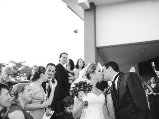 O casamento de Grazielle e Henrique