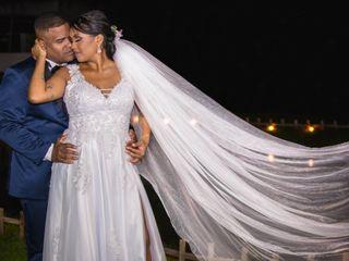 O casamento de Carolina e Romulo