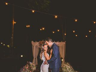 O casamento de Grazi e Rafael