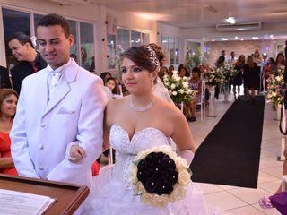 O casamento de Amanda e Allan