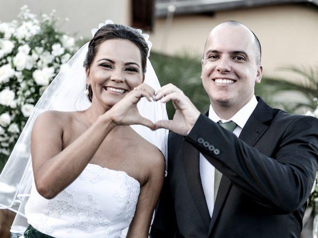 O casamento de Adriana e Julio Cesar