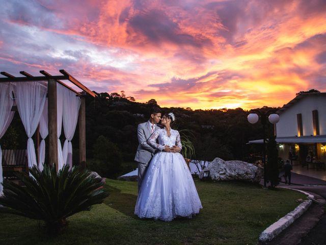 O casamento de Caroline e Emanuel