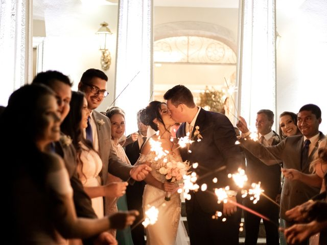 O casamento de Eduardo e Danielle