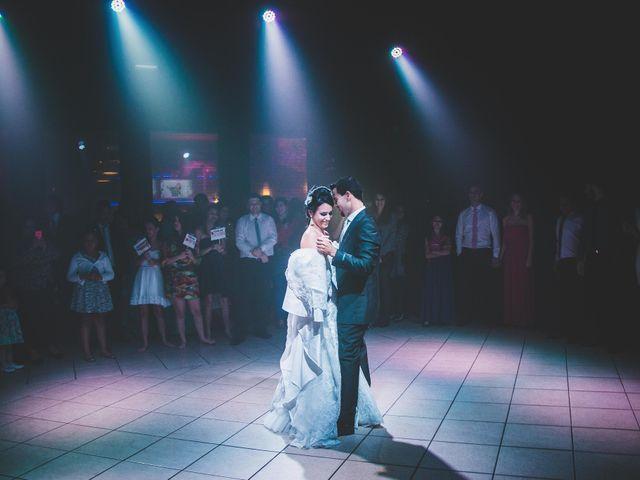 O casamento de Nancy e Tchesco