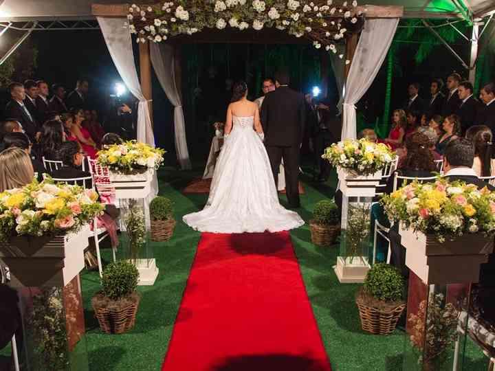O casamento de Raiane e Jaime