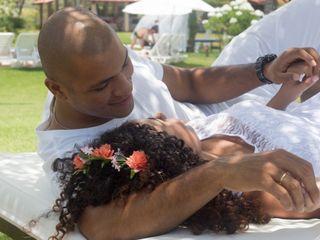 O casamento de Esthefane e João 1