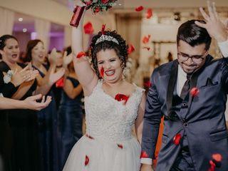 O casamento de Flavia Regina e Paulo Felipe