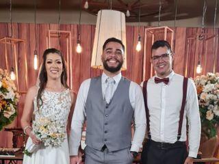 O casamento de Reinaldo e Ariele 1