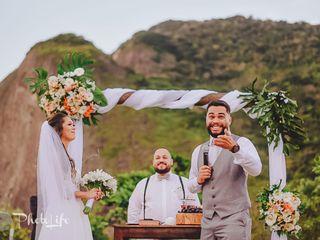 O casamento de Reinaldo e Ariele