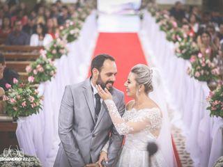 O casamento de Genaina e Geraldo