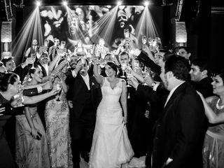 O casamento de Ligia e Theo