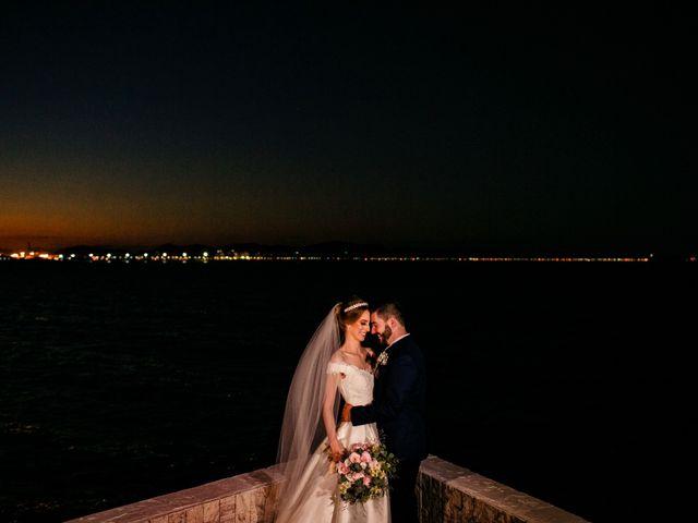 O casamento de Stephanie e André