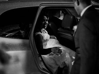 O casamento de barbara e reinaldo