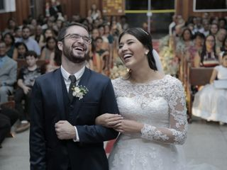O casamento de Thamires e Jonatas