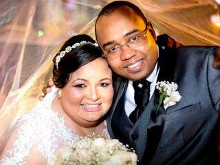 O casamento de Mariane e Fabio