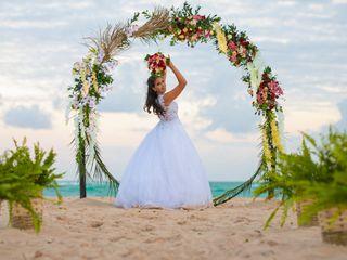 O casamento de Jaqueline  e Fábio  1