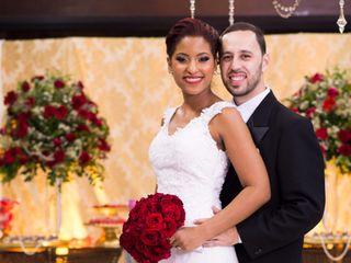 O casamento de Litória  e Leandro