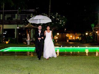 O casamento de Litória  e Leandro 2