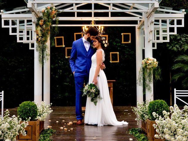O casamento de Thuany e Wesley