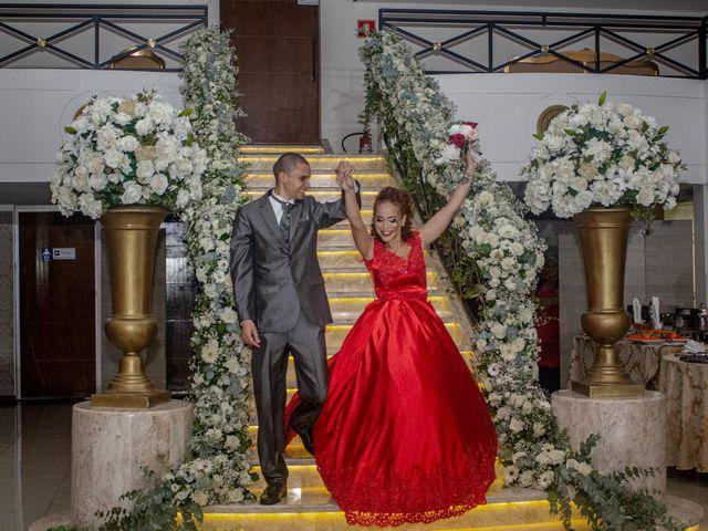 O casamento de Leyla e Thiago