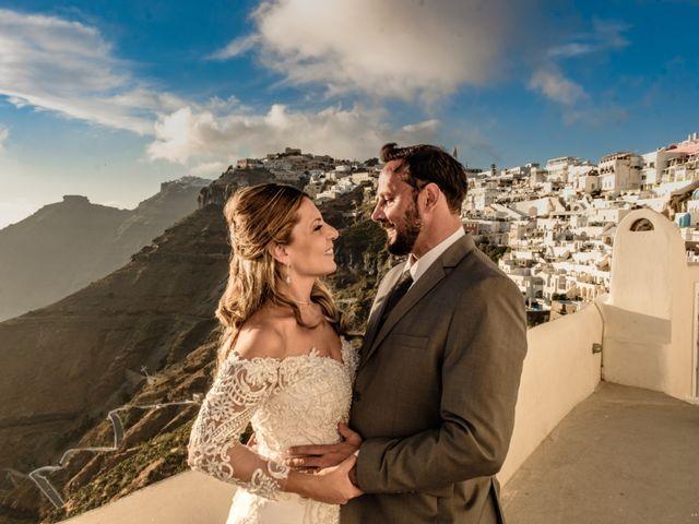 O casamento de Kariklia e Pedro