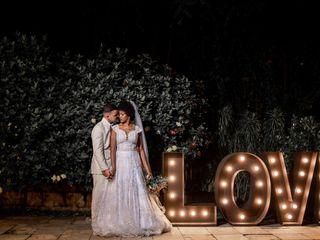 O casamento de Vitor e Dayana