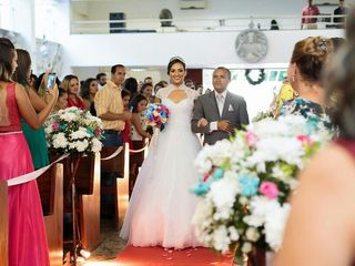 O casamento de Ana Cláudia  e Carlos Alexandre 3